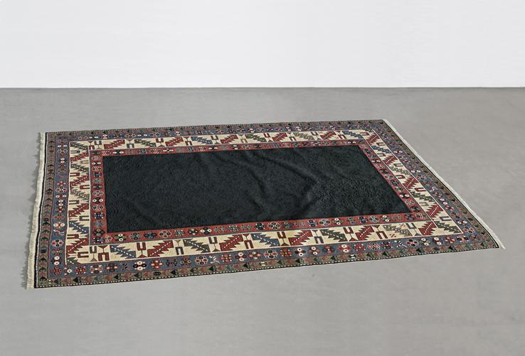 Acryl auf Baumwolle, 165 x 230 cm