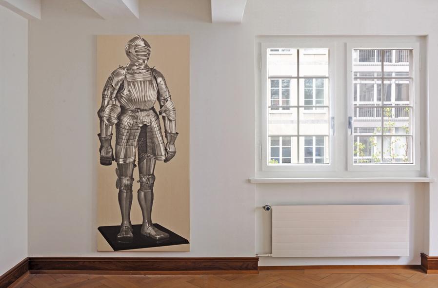 Acryl auf Baumwolle 200 cm x 90 cm